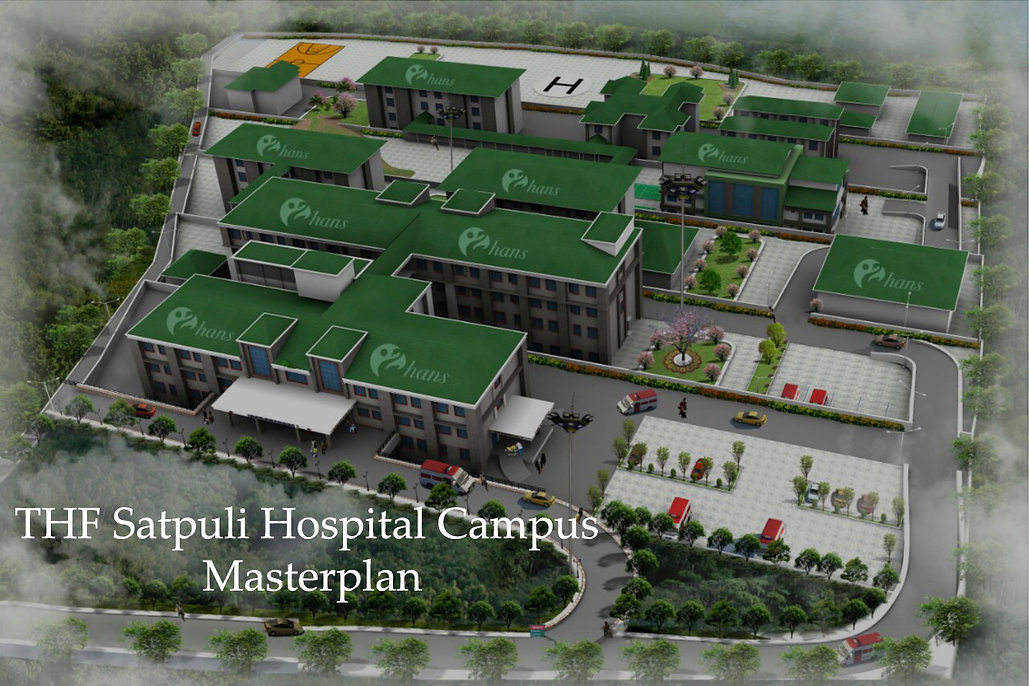 the hans foundation satpuli hospital
