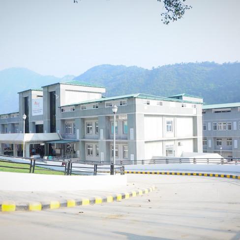 THF General Hospital Inauguration Ceremony
