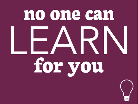 Why almost every learner struggles