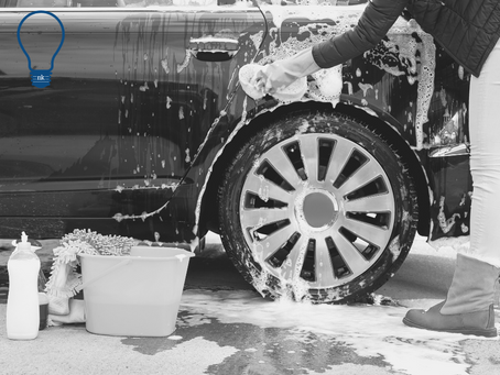 Nobody Washes A Rented Car