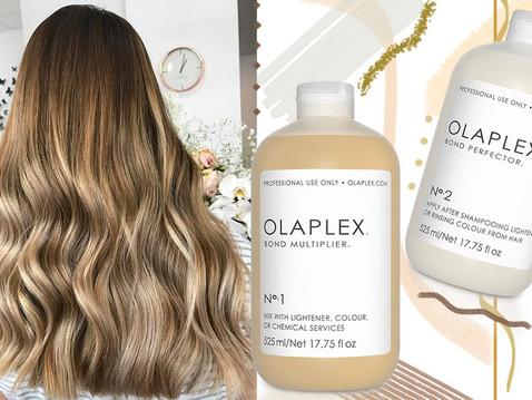 Meet Olaplex, the Hair Doctor.