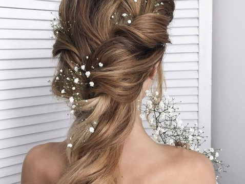 Up-Do Hairstyle Inspiration
