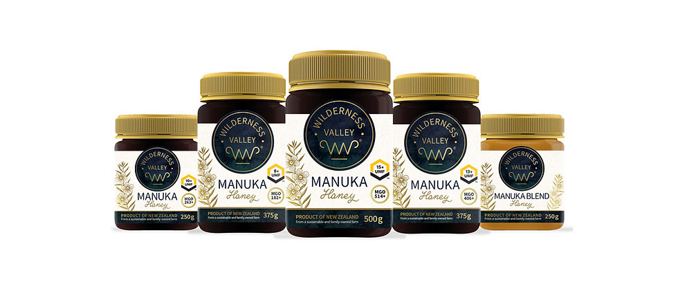Wilderness-Valley_Manuka-Honey-Selection