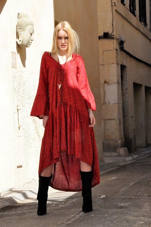 Robes bohème chic -BW941