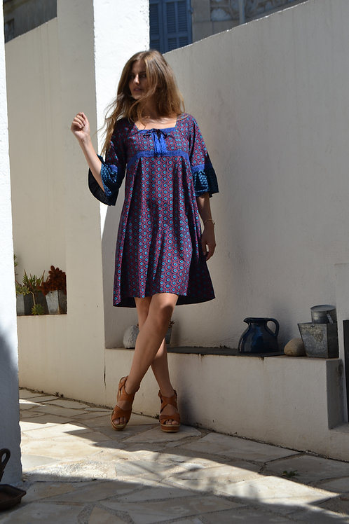 Robe tunique ultra tendance - SE235