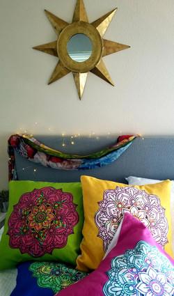 Mandala Bedroom