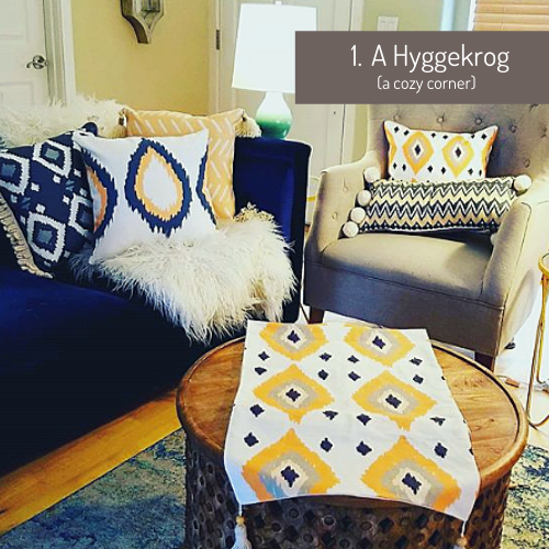 Cozy Corner to share with your bestie
