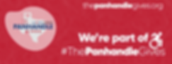 ThePanhandleGives Banner