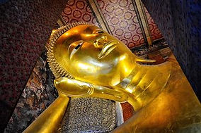 Rituel pause au Wat Po