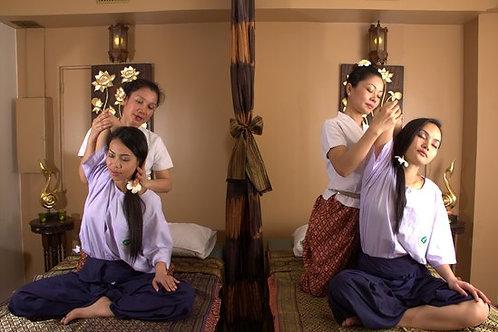 MASSAGE THAI TRADITIONNEL 1H30 DUO