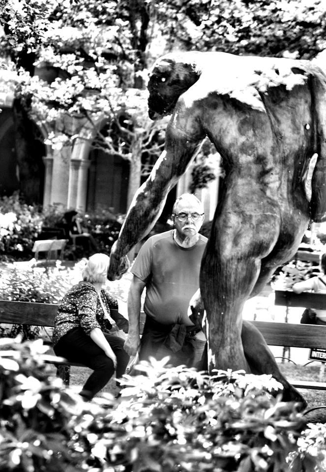 Regard Rodin - Lyon