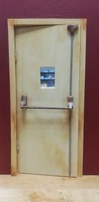 Door #2 (Yes, it's rigged to open!)