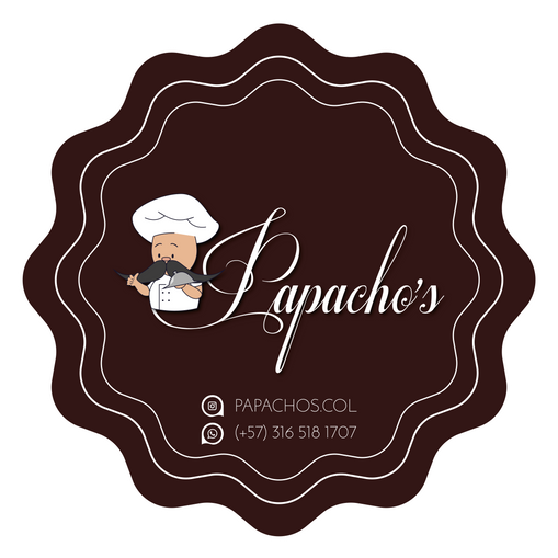 Papachos logo