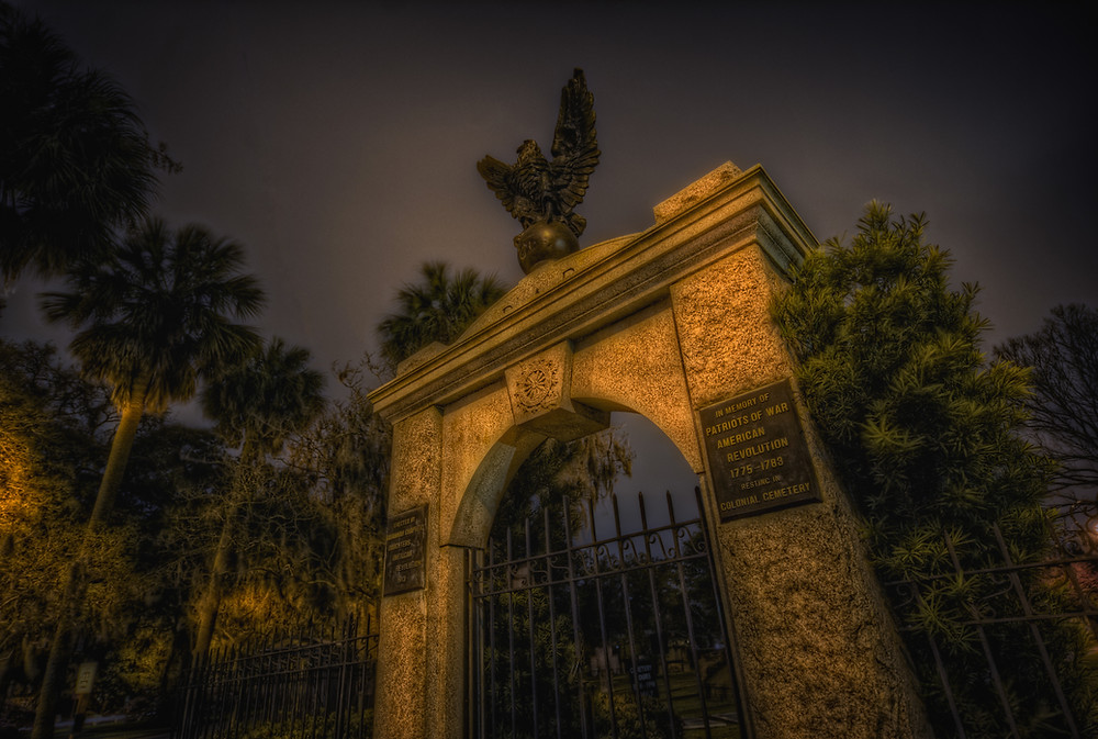 Savannah, GA ghost tours, haunted savannah,