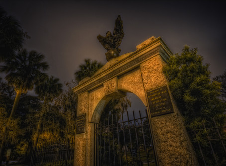 Explore Haunted Savannah