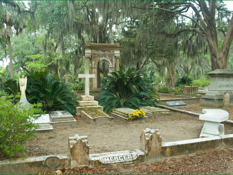 Tour Savannah's Bonaventure Cemetery