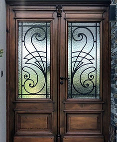 homeguide-custom-double-front-doors-with