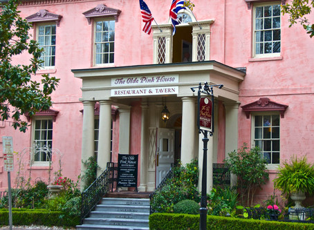 Dining In Savannah, GA - COMING SOON
