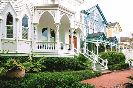 Exterior painting by Mike's Custom Painting of Savannah