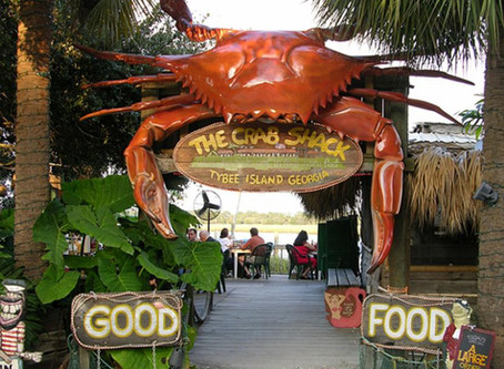 Dining on Tybee Island