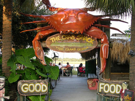 Dining on Tybee Island