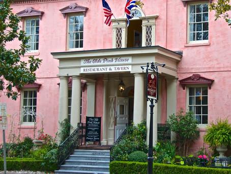 Dining in Savannah