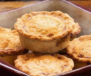 Partridge & Pear Pie