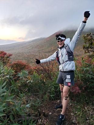 鏑木毅さんから千羽海崖トレイルランニングレースへのメッセージ