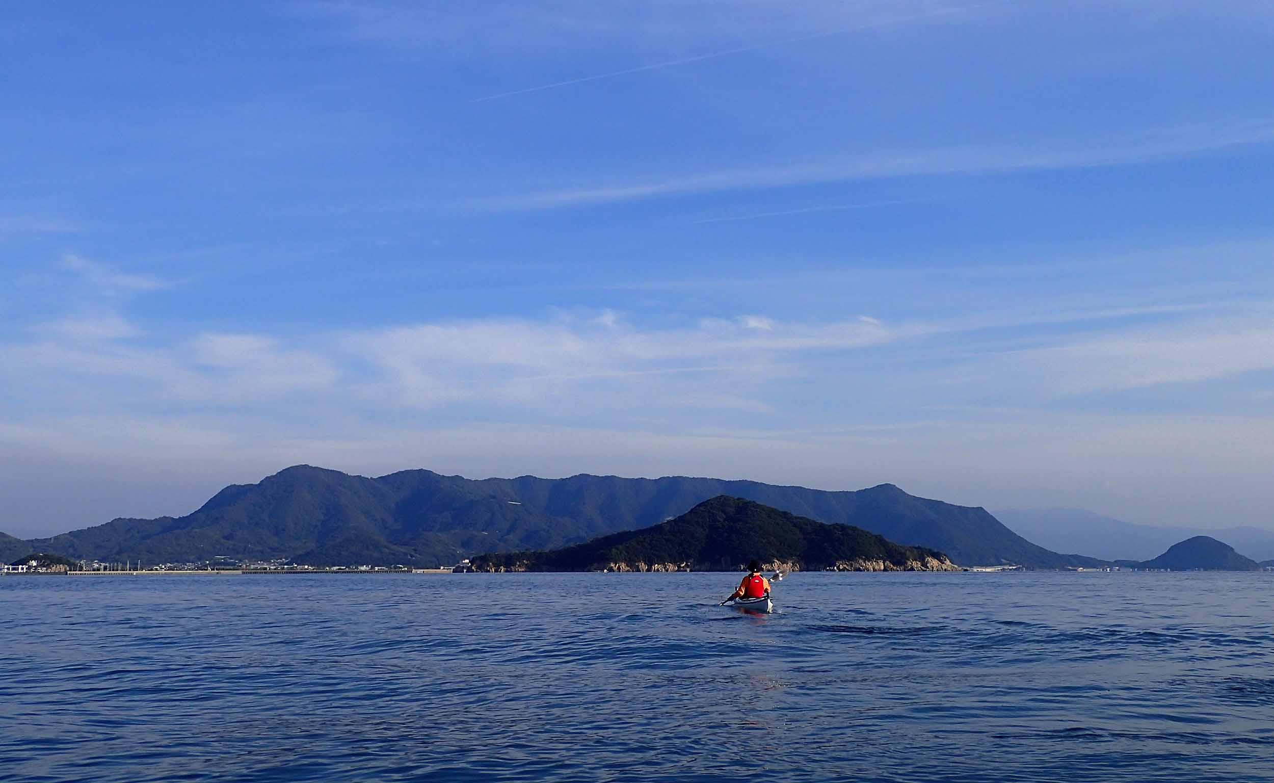 香川県庄内半島シーカヤックツアー(リクエスト)