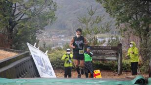 千羽海崖トレイルランニングレース2021を開催しました