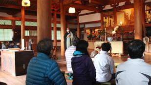 禅僧山TRAIL RUNNING & MEDITATION2020を開催しました