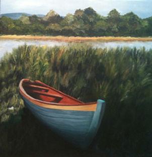 Canoe painting