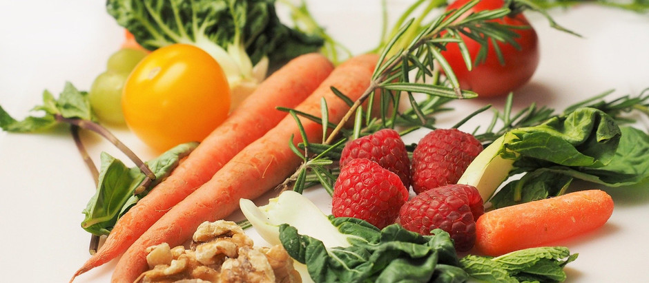 Et les Fruits, les Légumes de saison, si on en parlait…