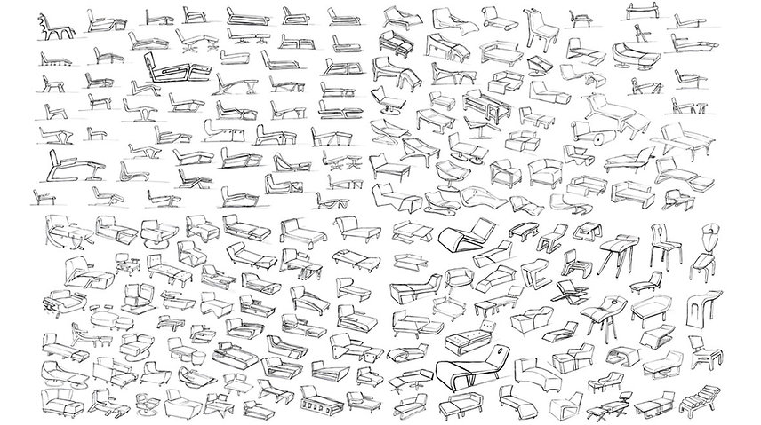 Chair - A level sketches.jpg