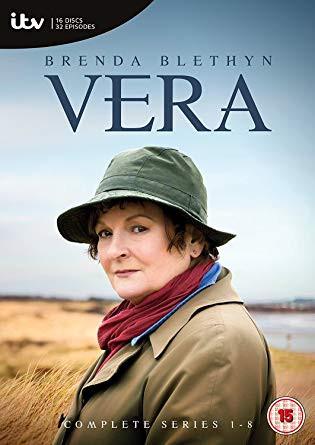 ITV Vera 8 & 9
