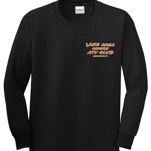 Youth Unisex Cotton Long Sleeve Tee