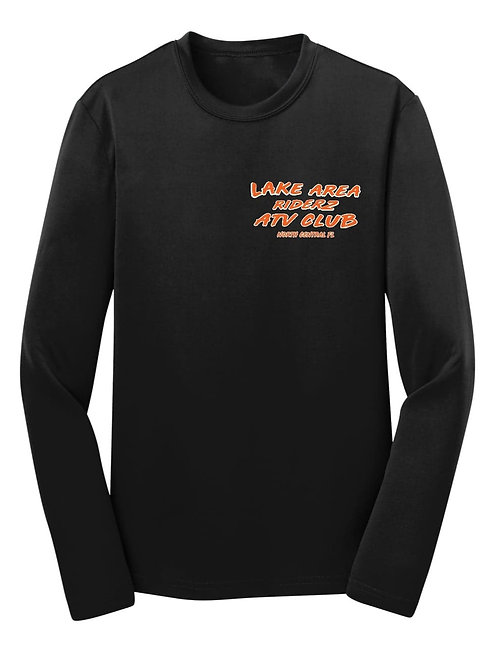 Youth Unisex Dri-Fit Long Sleeve Tee