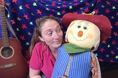 NEW! Songs with scarves - the Dingle Dangle Scarecrow