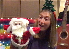 Christmas: Listening Bag and Story Time!