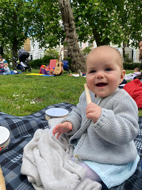 Monday afternoons at CAMDEN SQUARE