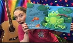 Frogs & Fuzzies 1