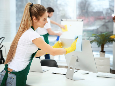 Why It's Important to Use Non-Toxic Cleaners for Commercial Buildings