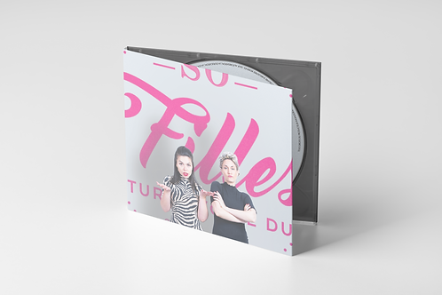 So'Filles - CD digipack