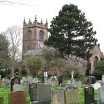 The Church and Churchyard