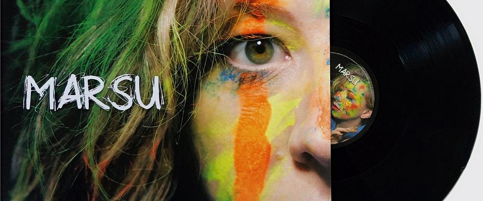 MARSU - EP vinyle maxi 45