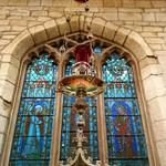 Our sanctuary lamp