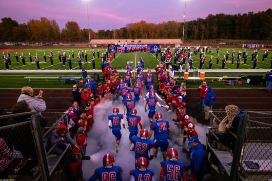 20191018_St Clair football vs South Lake