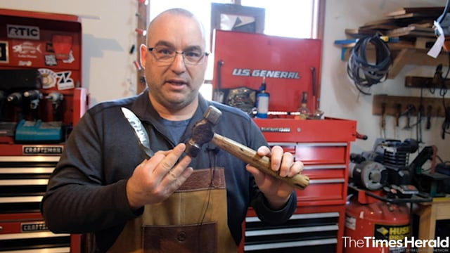Learn about the 'lost art' of blacksmithing