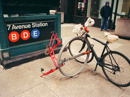 [Photos] Bikes of New York, part 1