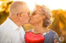 O amor gerou frutos | Bodas de 50 anos + Ensaio Família
